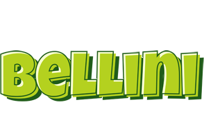 Bellini summer logo