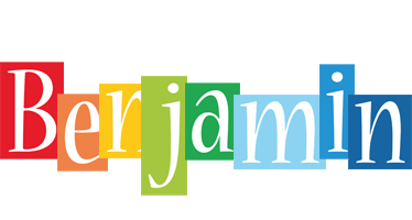 Benjamin colors logo