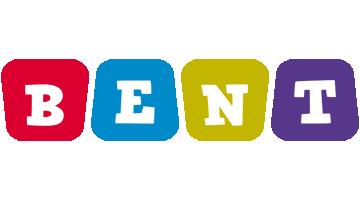 Bent kiddo logo