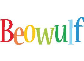Beowulf birthday logo