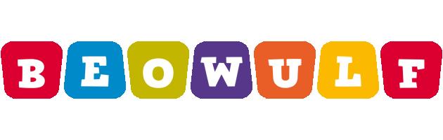 Beowulf kiddo logo
