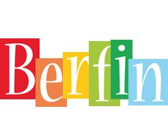 Berfin colors logo