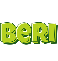 Beri summer logo