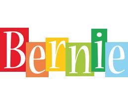 Bernie colors logo