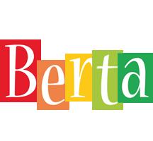 Berta colors logo