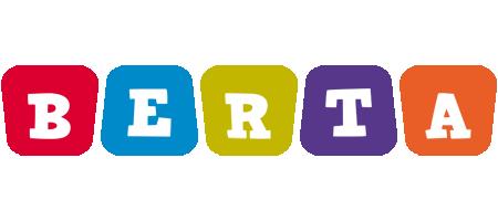 Berta kiddo logo