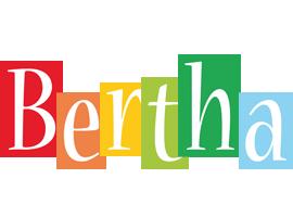 Bertha colors logo