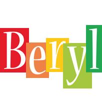 Beryl colors logo