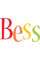 Bess birthday logo