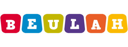 Beulah kiddo logo