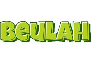 Beulah summer logo