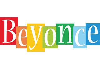 Beyonce colors logo