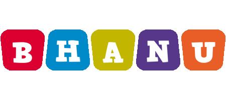 Bhanu kiddo logo