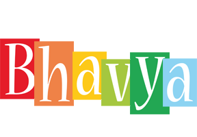 Bhavya colors logo