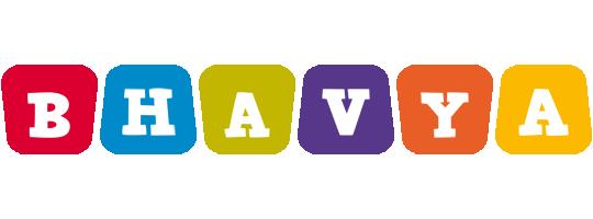 Bhavya kiddo logo