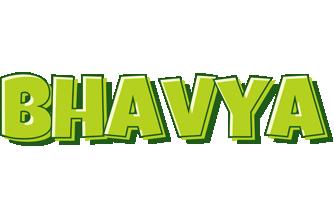 Bhavya summer logo