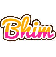 Bhim smoothie logo