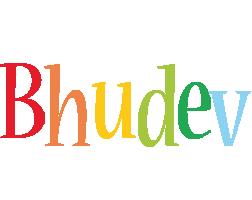 Bhudev birthday logo