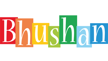 Bhushan colors logo