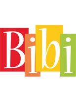 Bibi colors logo