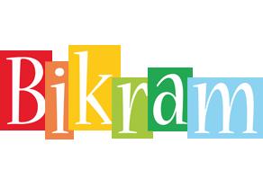 Bikram colors logo