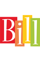 Bill colors logo