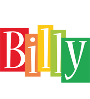 Billy colors logo