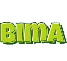 Bima summer logo