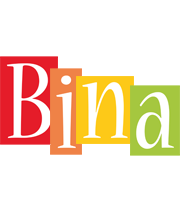 Bina colors logo