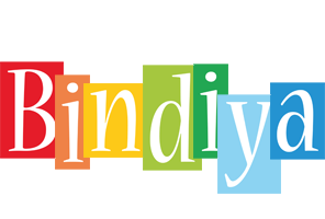 Bindiya colors logo