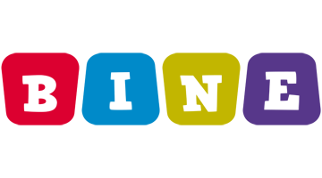 Bine kiddo logo