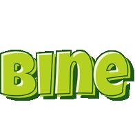 Bine summer logo