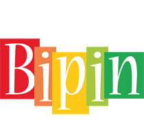 Bipin colors logo