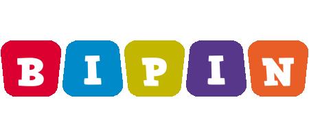 Bipin kiddo logo