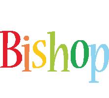 Bishop birthday logo