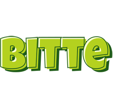 Bitte summer logo