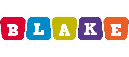 Blake kiddo logo