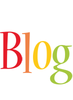 Blog birthday logo