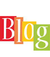 Blog colors logo