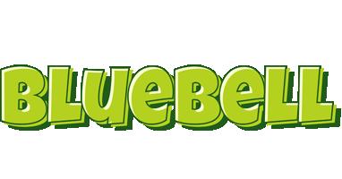Bluebell summer logo