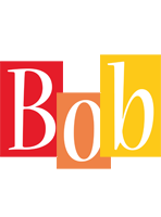 Bob colors logo