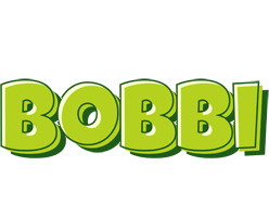 Bobbi summer logo
