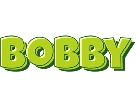 Bobby summer logo