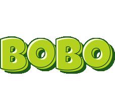 Bobo summer logo