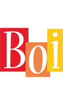 Boi colors logo