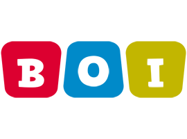 Boi kiddo logo