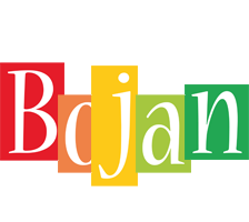 Bojan colors logo
