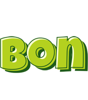 Bon summer logo