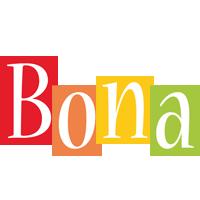 Bona colors logo