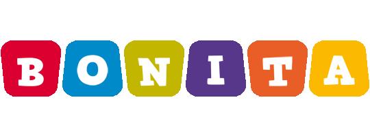 Bonita kiddo logo